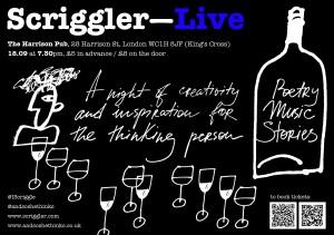 Scriggler live